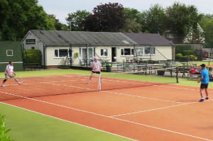 Hoylake Tennis Match